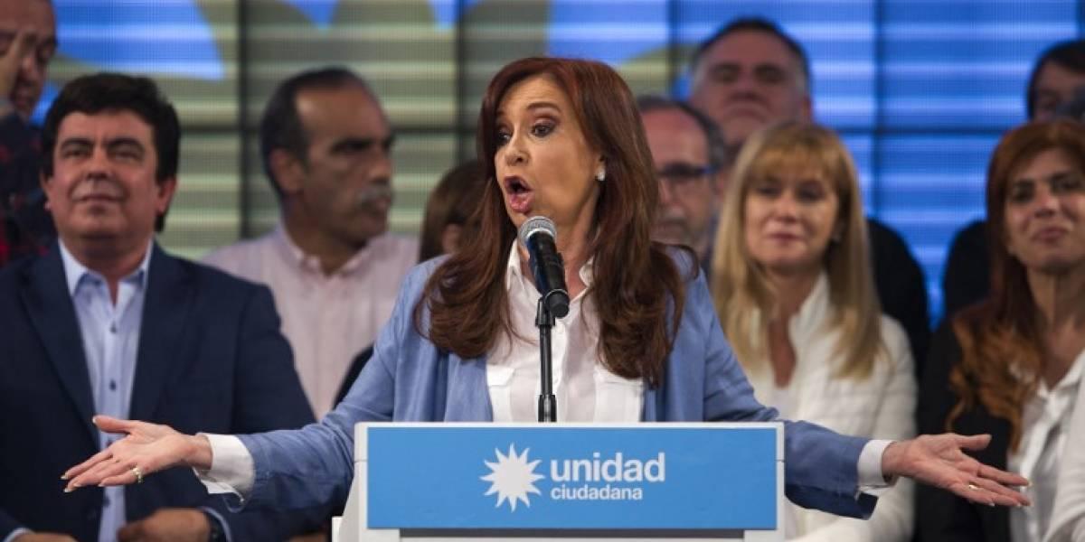 Cristina Fernández se blinda de la justicia:  cupo al senado le otorga la inmunidad en Argentina