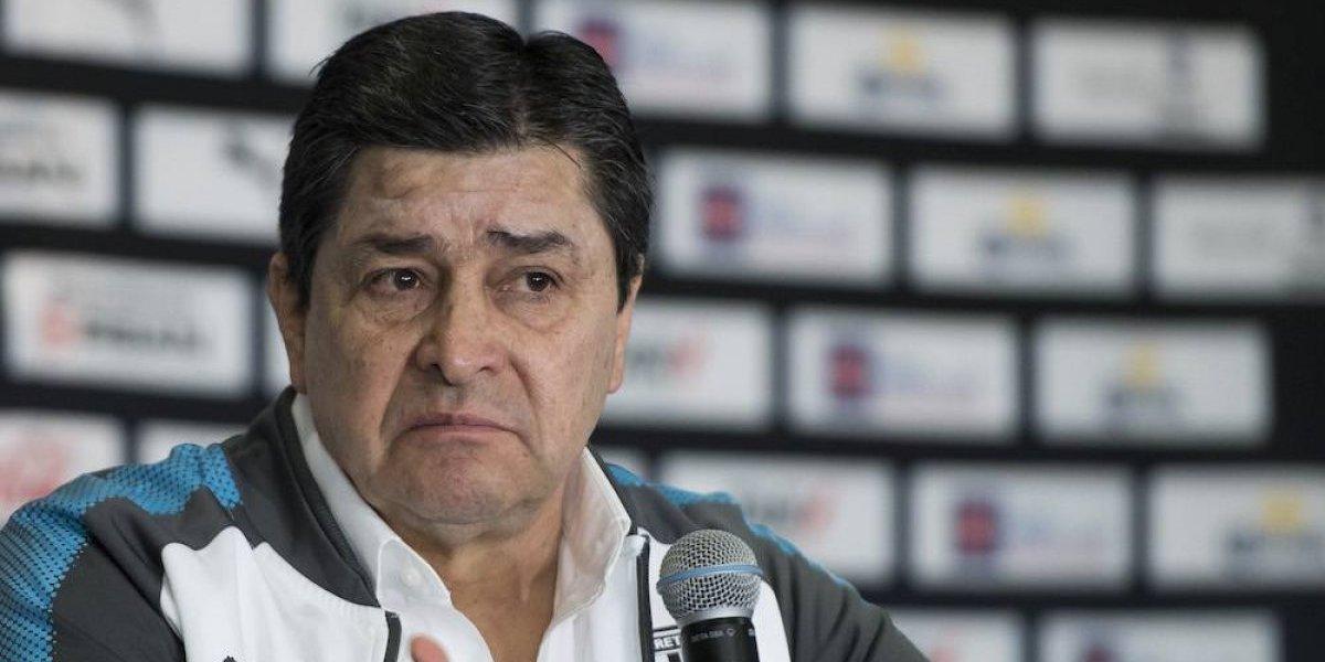 Gallos Blancos presentan a Luis Fernando Tena como su técnico