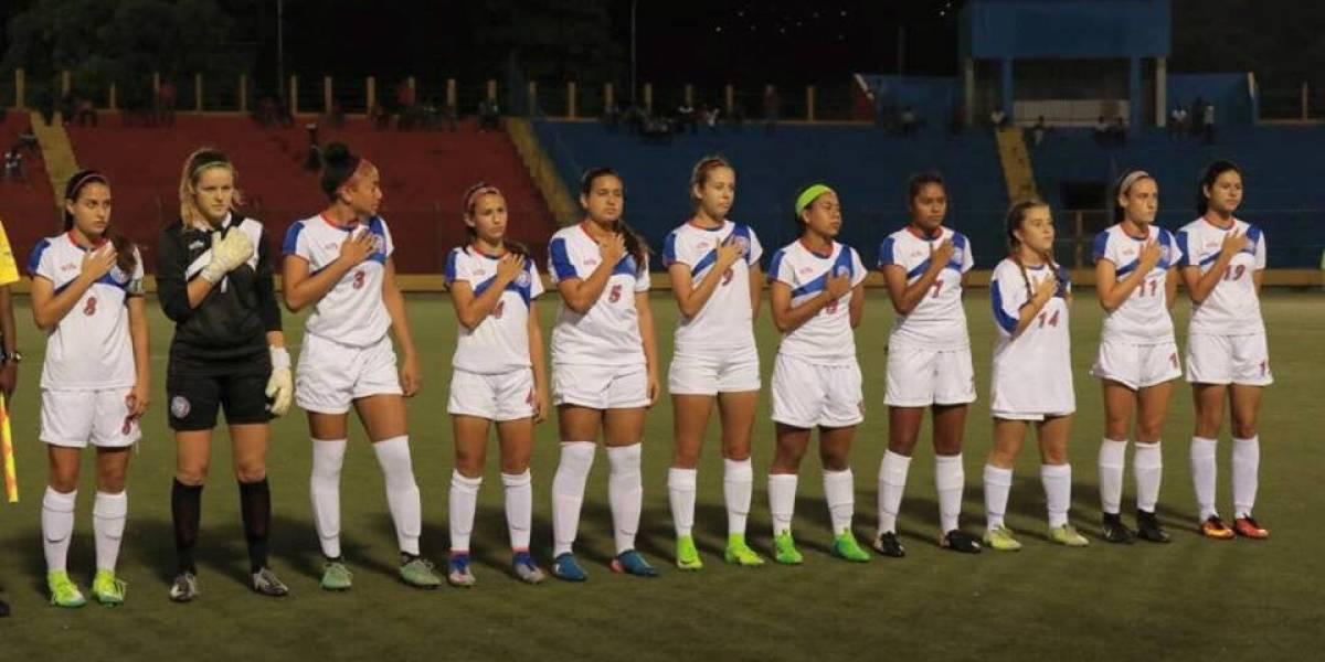 Selección Sub 17 de fútbol logra batallada clasificación al Premunidal