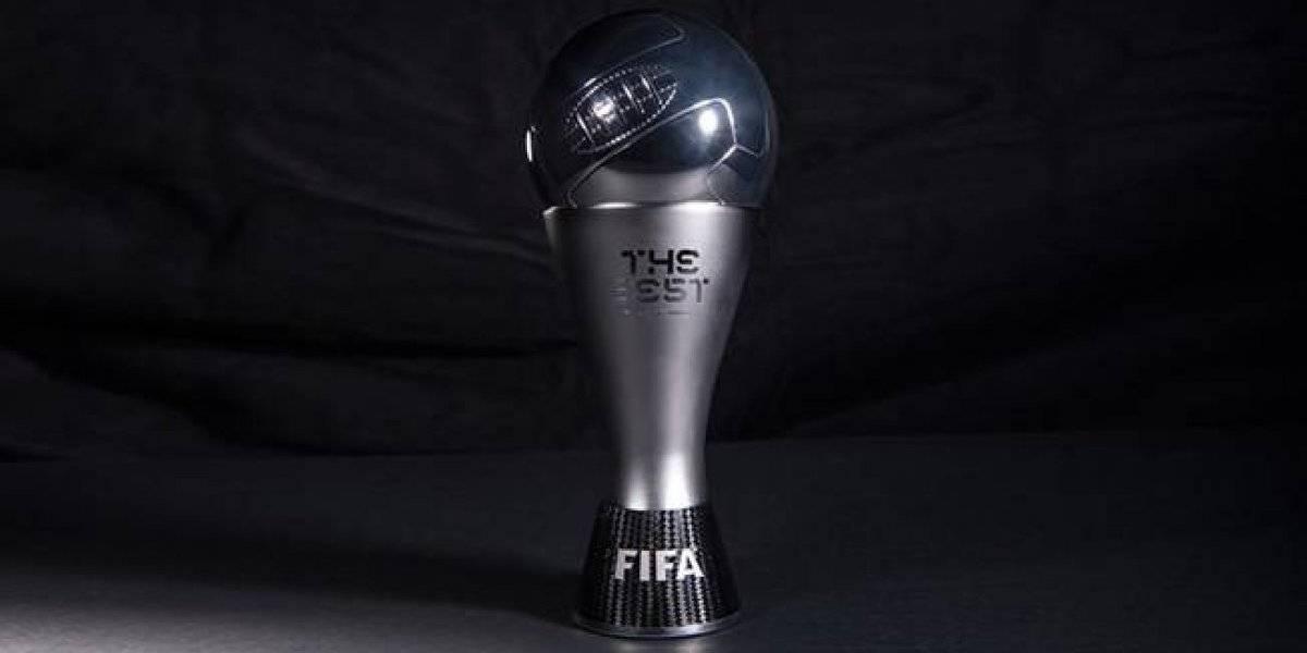 Se llevó a cabo el Premio 'The Best' 2017