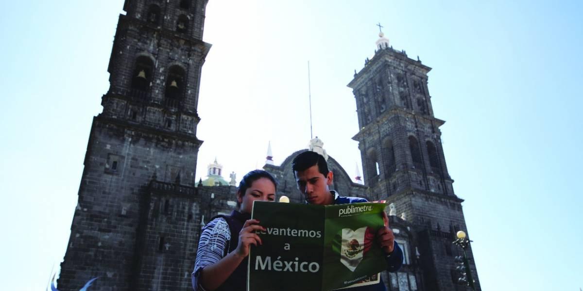 A partir de este lunes ¡Publimetro llega a Puebla!