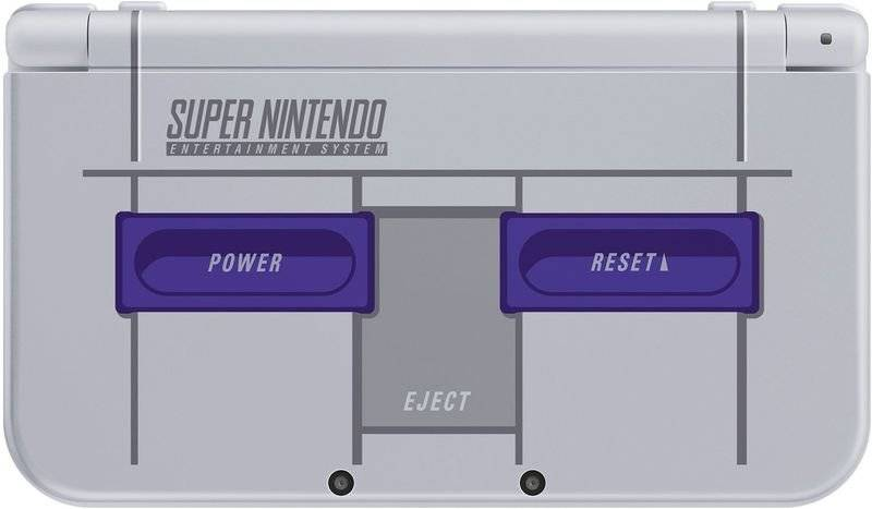 Nintendo lanza un 3DS XL SNES Edition, exclusiva de Amazon