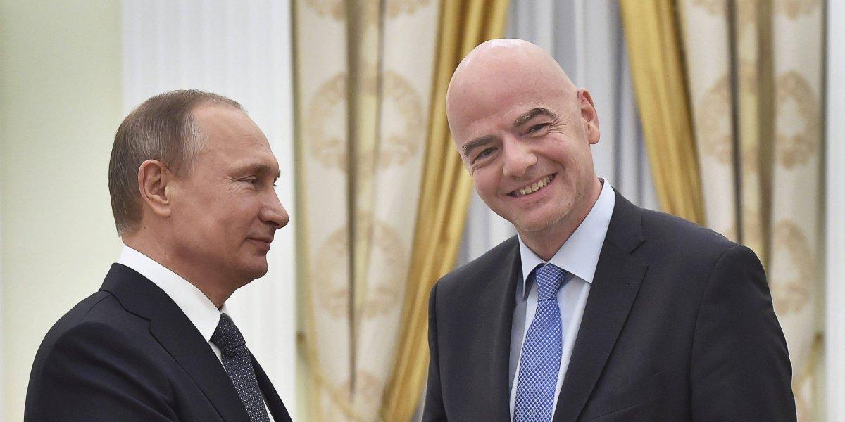 ¿Qué hará Rusia para prevenir ataques terroristas en el Mundial?