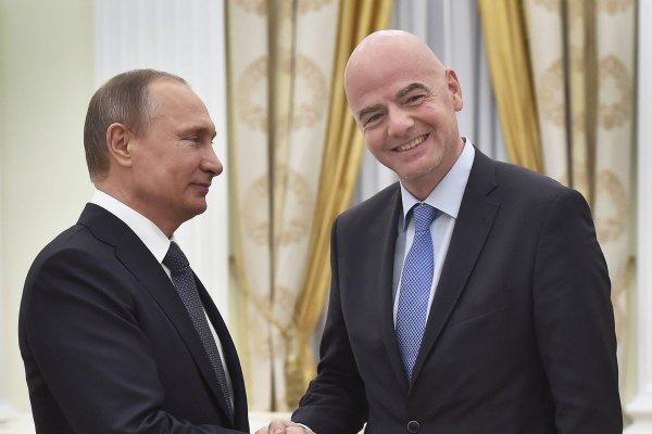 Así será la seguridad en el Mundial Rusia 2018