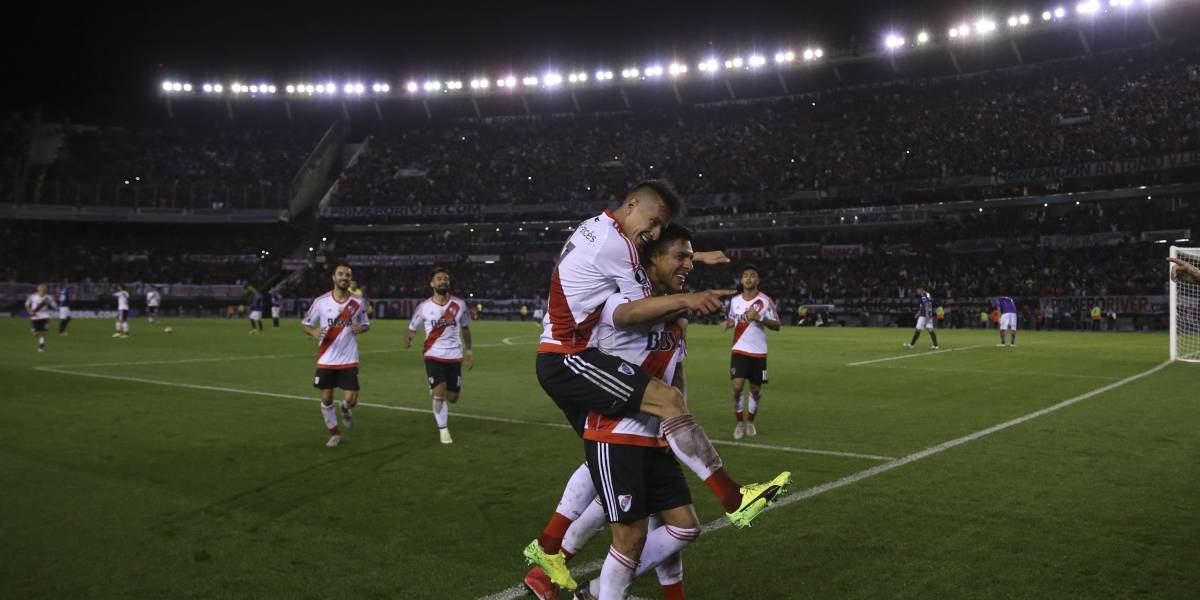 En vivo: River Plate vs Lanús dan el banderazo a las semis de la Copa Libertadores