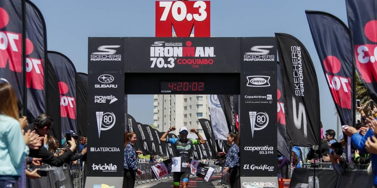 Chile apunta ser potencia mundial del triatlón