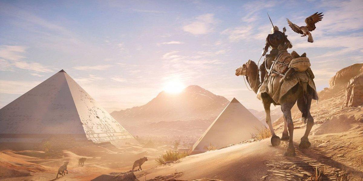 Ya hay tráiler de lanzamiento de Assassin's Creed Origins