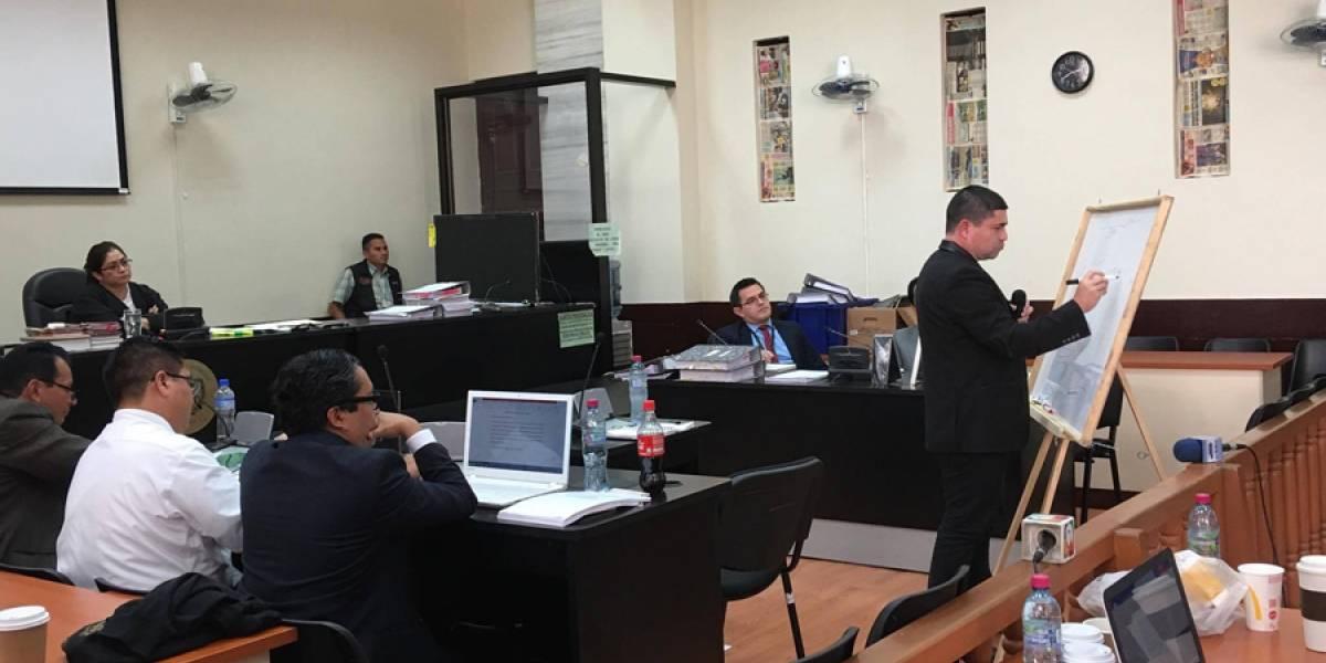 """Jueza resuelve el caso """"la Sexta"""", donde murió Byron Lima"""
