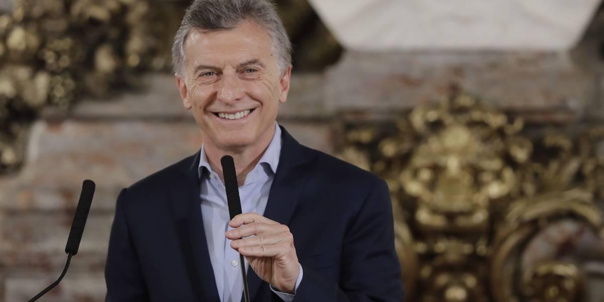 Argentina entra en una etapa 'de reformismo permanente' tras elecciones: Macri