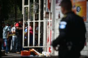Ataque armado en tienda en Ciudad Real I.