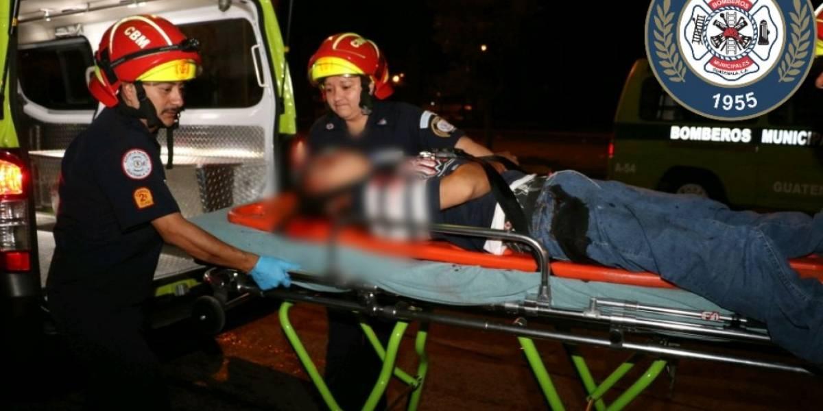 Cinco heridos y un capturado tras ataques armados registrados en las últimas horas