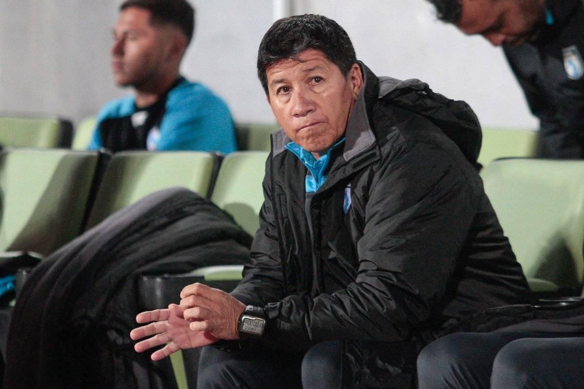 Jaime Vera estuvo tres años en Iquique y dejó al club bien aspectado en el plano internacional / imagen: Agencia UNO