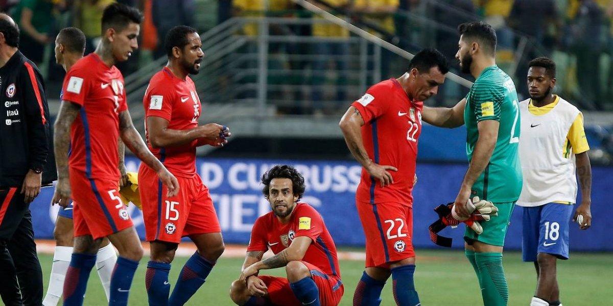 """Johnny Herrera saca el habla para responder a los críticos de la Roja: """"Me parece patético"""""""