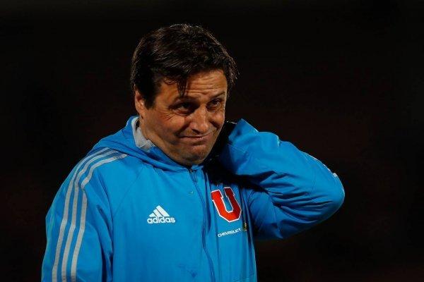 ¿Será Guillermo Hoyos el ángel de la guarda de la U? / imagen: Agencia UNO