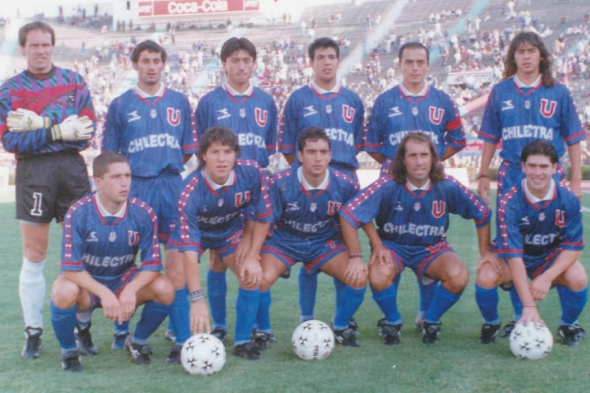 1996: con un diseño novedoso que llegaron a semifinales de la Libertadores