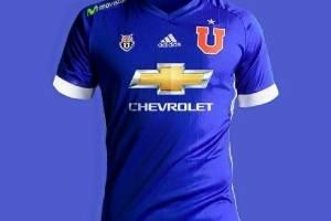 Camisetas de la U