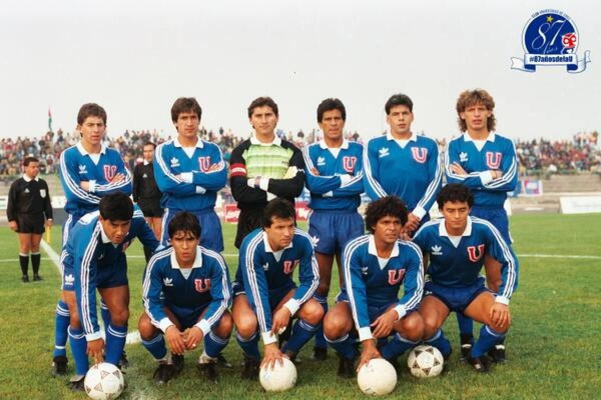 1989: con esta jugaron en Segunda División