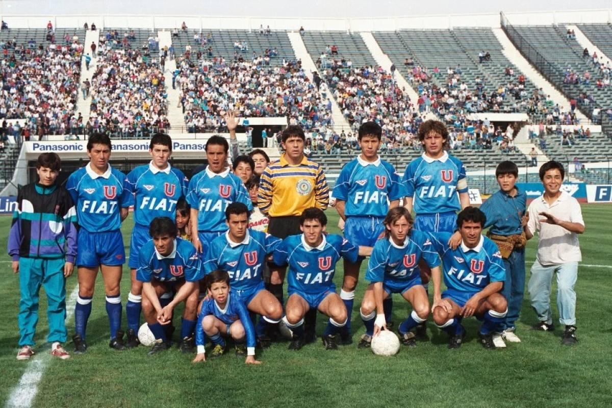 1991: color azul más claro