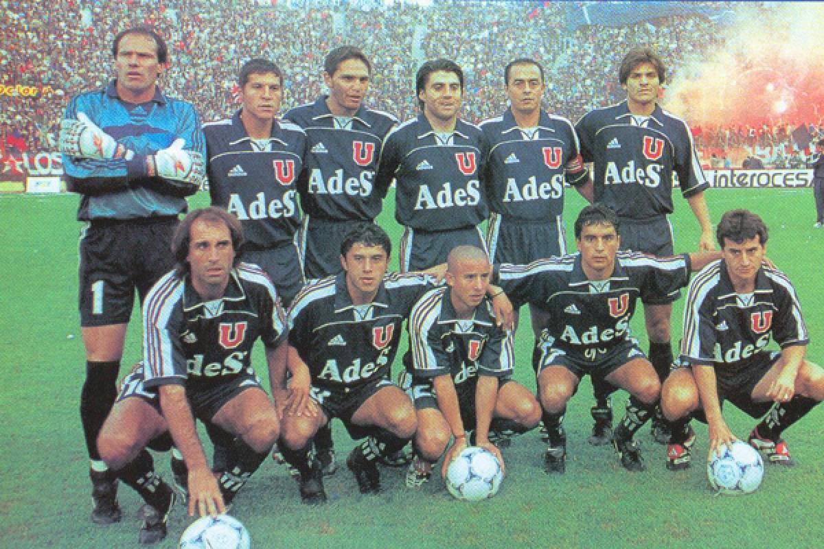 1999-2000: con esta hubo un nuevo bicampeonato