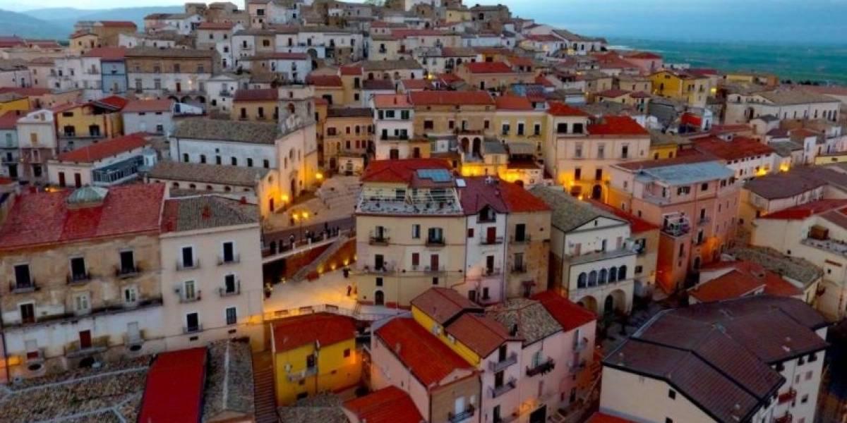 ¡Pilas! Ofrecen 2000 euros para que se vaya a vivir a Italia
