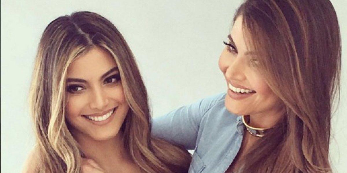La actriz Chiquinquirá Delgado y su hija desatan la locura en redes por su sensualidad