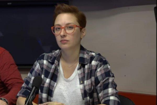 periodista rusa acuchillada