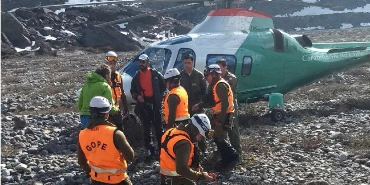 San José de Maipo: Carabineros rescató cadáver de excursionista estadounidense