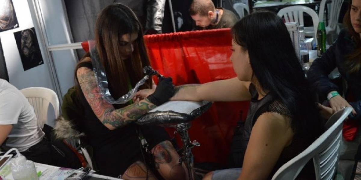 Se vino una versión más de la Convención Internacional de Tatuajes