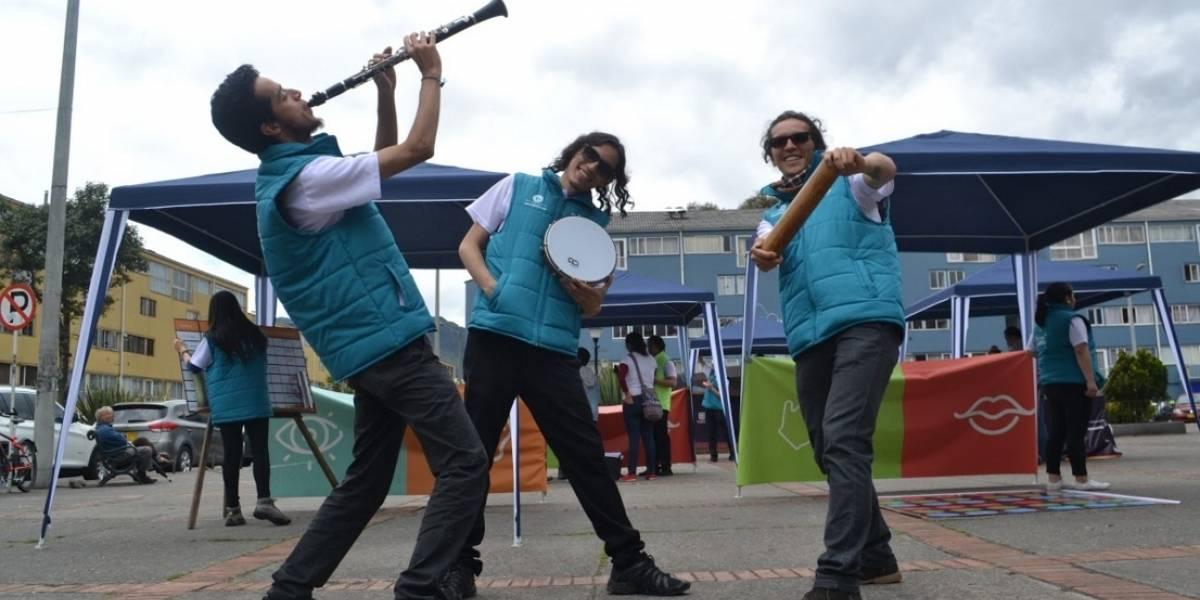 Sexto sentido: buscando la Bogotá que todos sueñan
