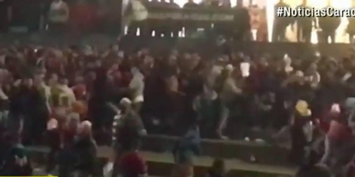 Hip Hop al Parque terminó en batalla campal a cuchillo