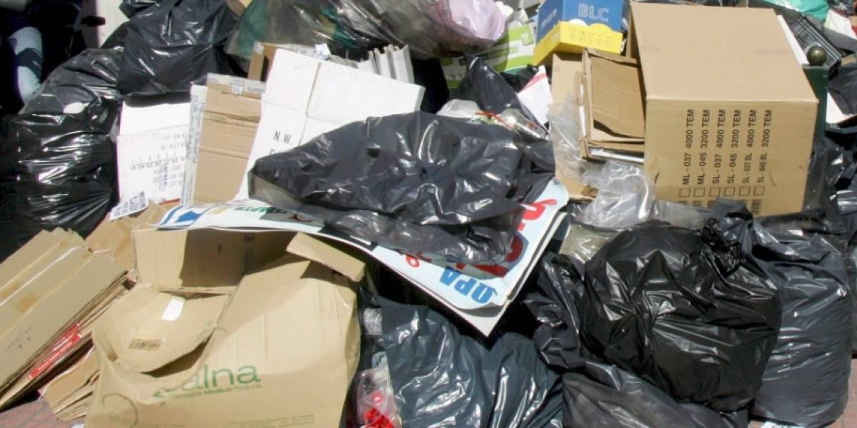 Encuentran cuerpo desmembrado en bolsas de basura en Medellín