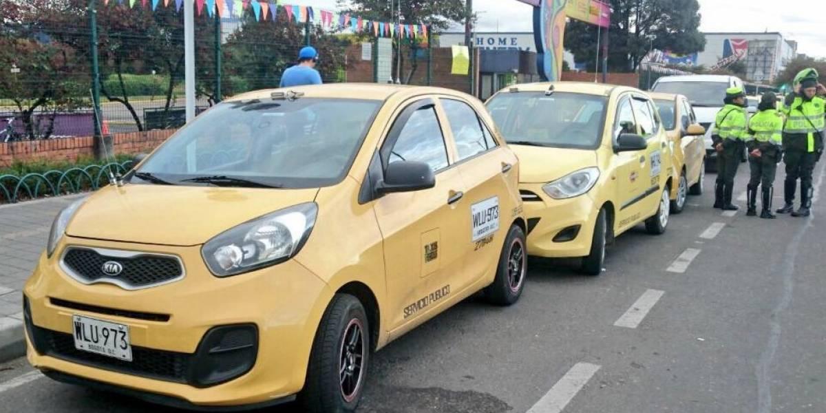 Prima navideña para taxistas en 2017 quedó a consideración de los usuarios