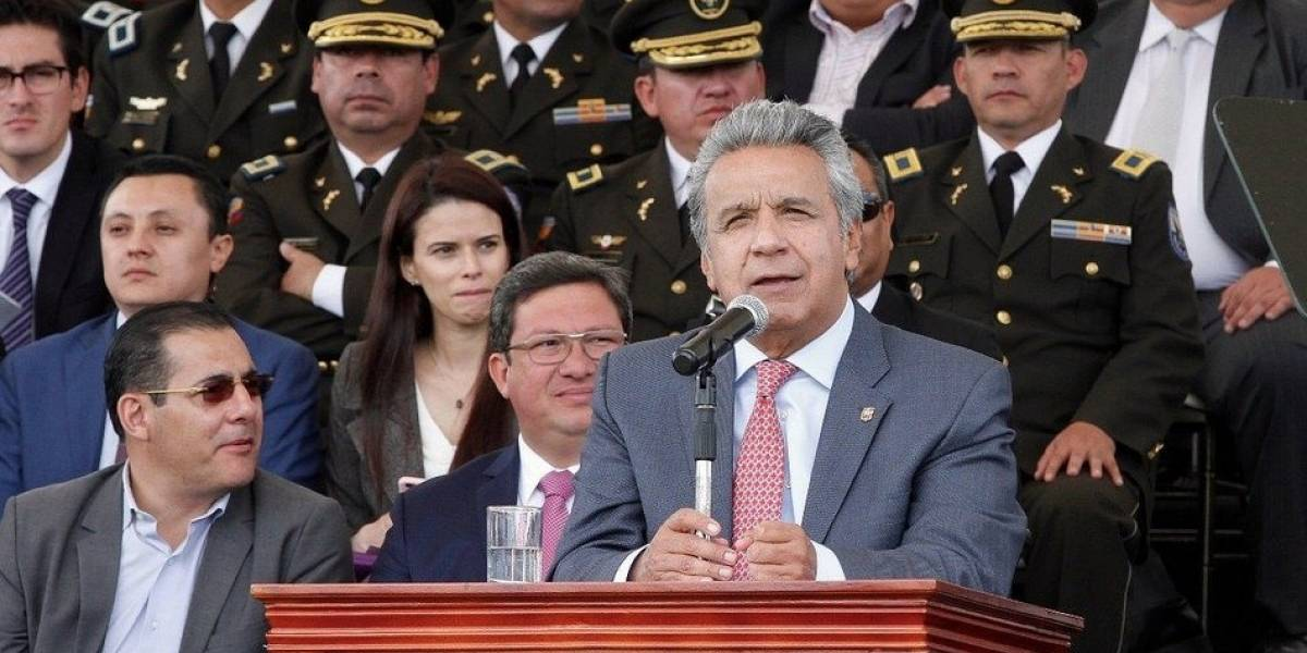 Lenín Moreno: Hemos identificado más de 640 obras con problemas
