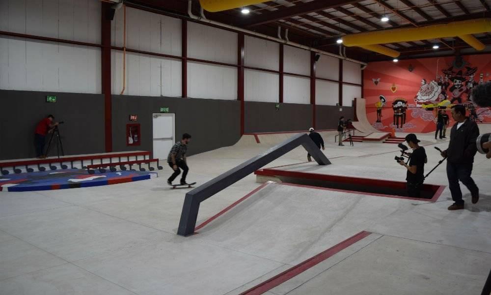 Skatepark | Foto: Aabye Vargas