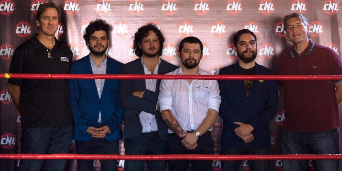 Leyenda de la WWE analizó talento chileno de la lucha libre para llevarlo al extranjero