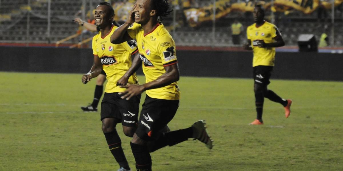 Barcelona de Ecuador recibe a Gremio en semifinales de Libertadores
