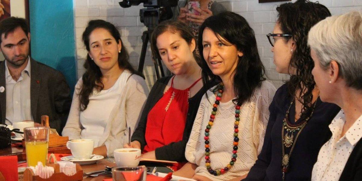 Profesores finalistas del Global Prize se reunieron con organizaciones de la sociedad civil educativas