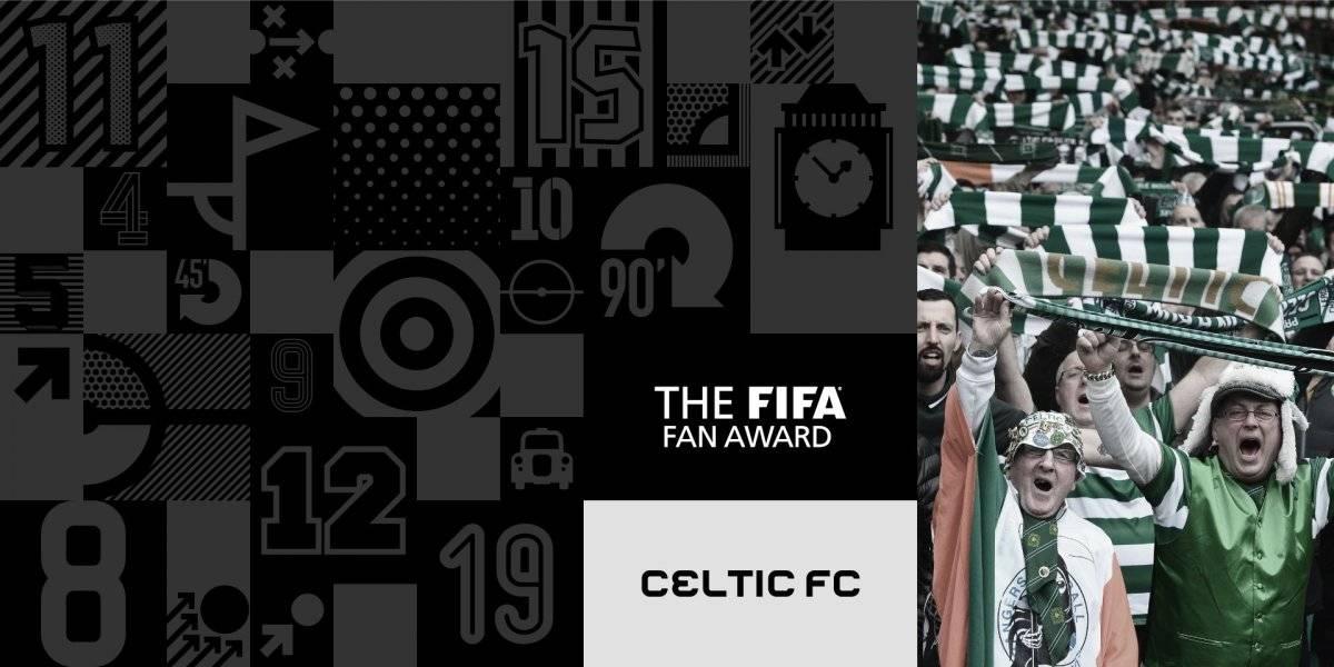 Celtic, ganador a la mejor afición del año