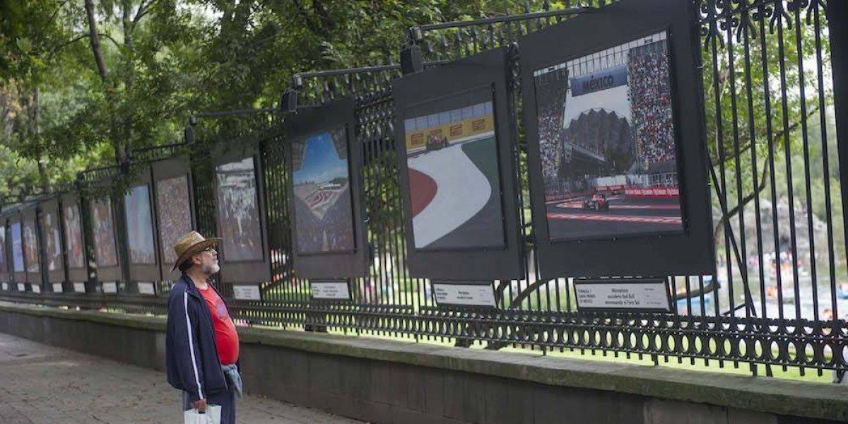 Los 'corceles' de F1 hacen su arribo a México