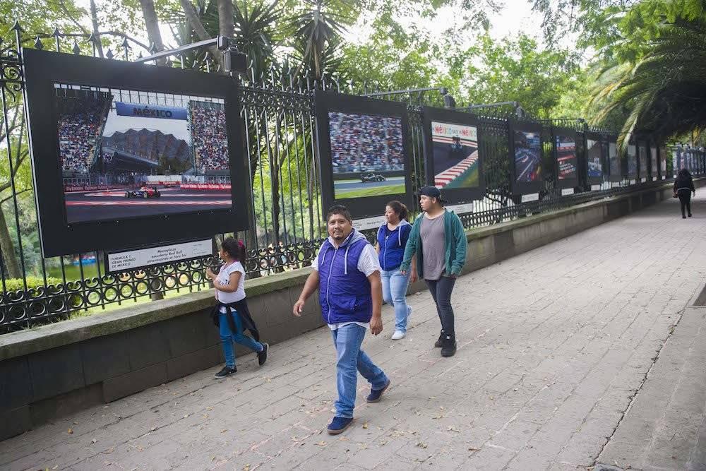 Cortesía GP de México