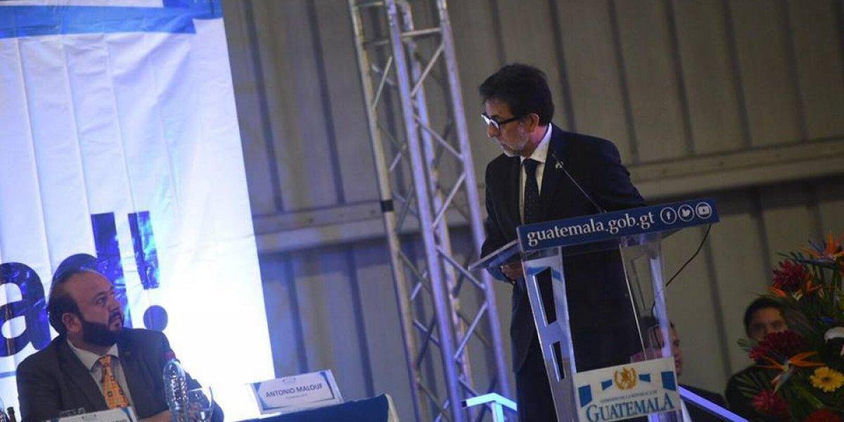 """Embajador de EE. UU.: """"Los jóvenes guatemaltecos tienen un potencial sin límite"""""""