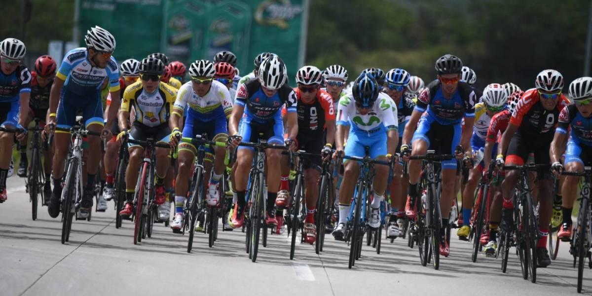 La etapa 1 de la Vuelta a Guatemala y sus mejores imágenes