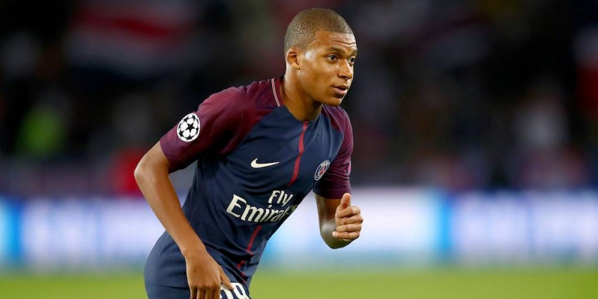 Mbappé gana el Golden Boy 2017