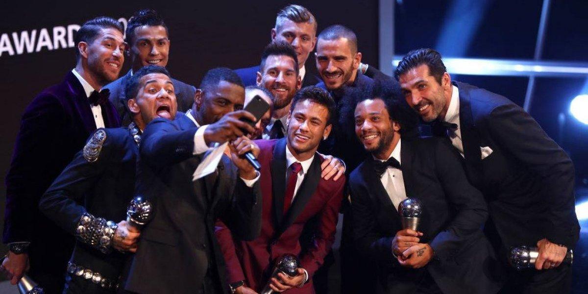 El once ideal de la temporada que eligió la FIFA
