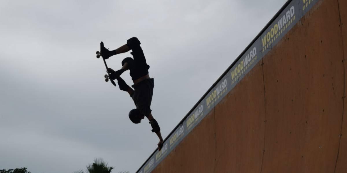 Tony Hawk inaugura el skatepark Wood Ward en el Hard Rock Hotel Riviera Maya