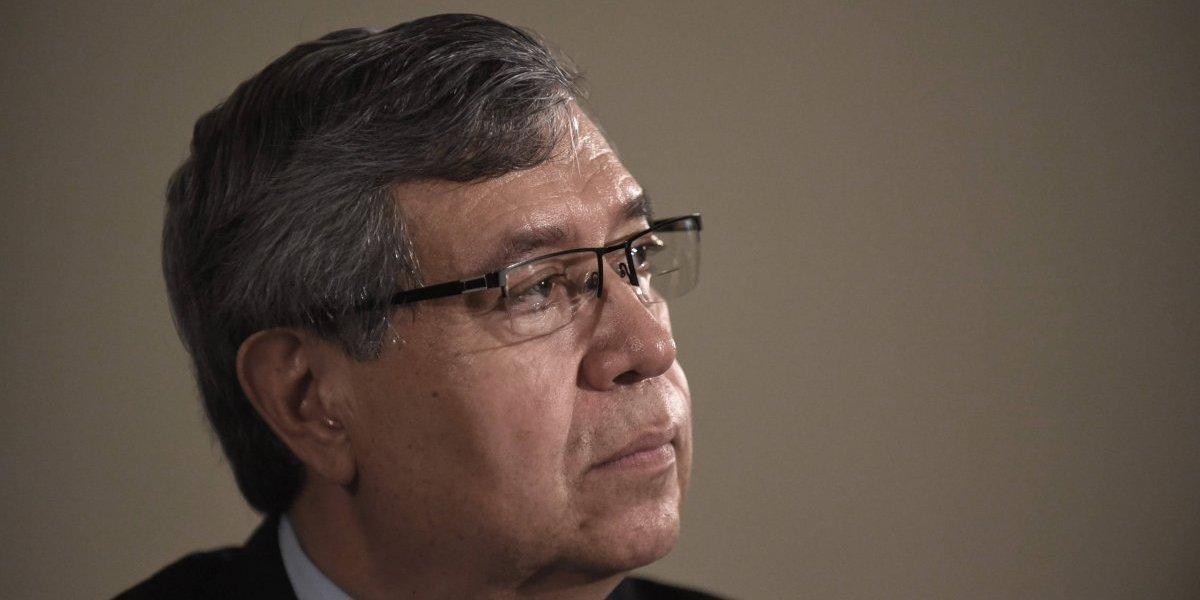 """Jafeth Cabrera """"sin miedo"""" a ser investigado por no acatar fallo de CC"""