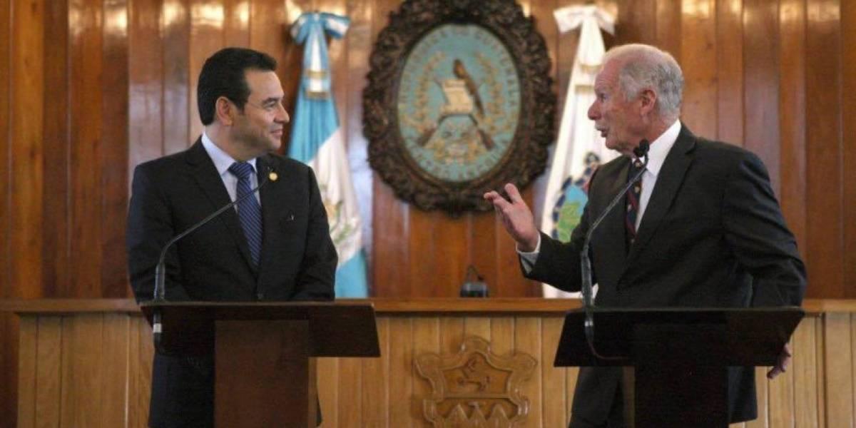Presidente habla sobre las personas que creen que hubo intento de golpe de estado