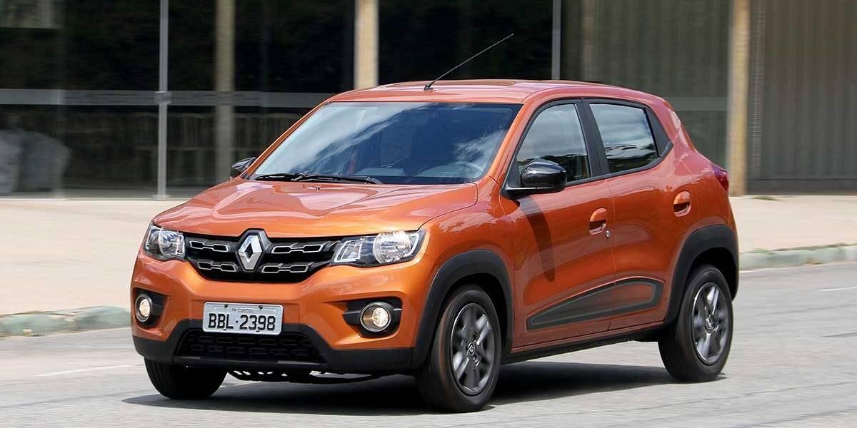 Renault Kwid Intense 1.0: preço é a alma do negócio