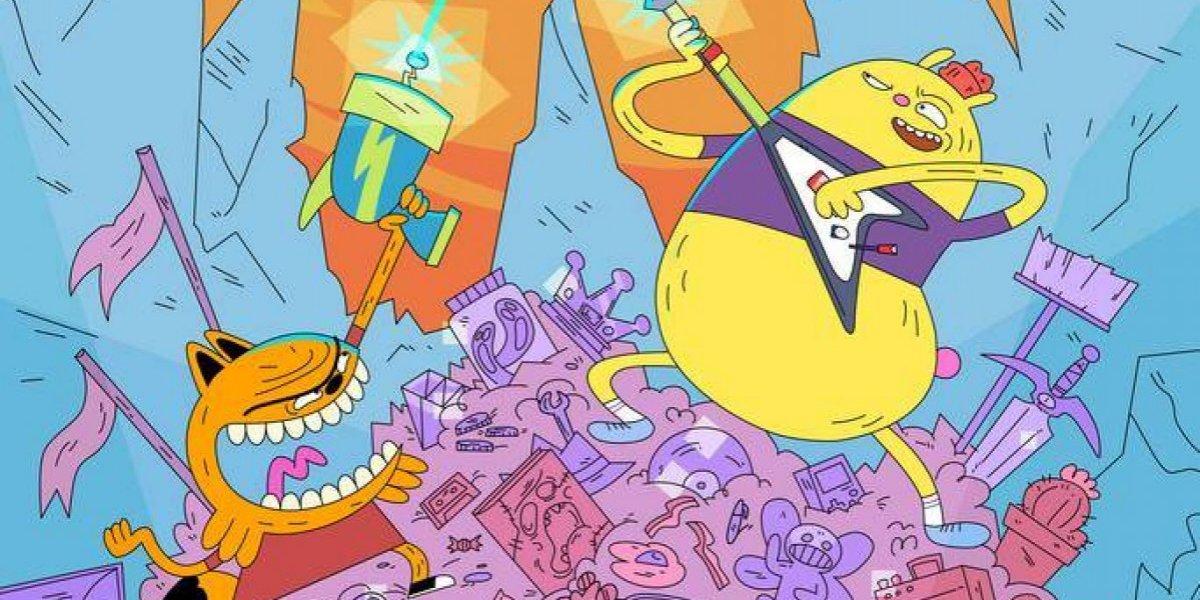 Cartoon Network apuesta fuerte por la  animación chilena