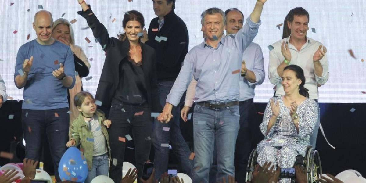 Macri se consolida como líder y se impone junto a su coalición en legislativas argentinas